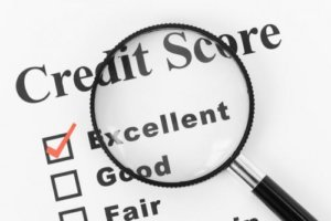 Credit Score with Excellent Rating
