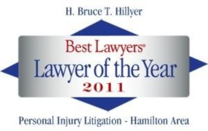 "Bruce Hillyer Receives ""Lawyer of the Year"""
