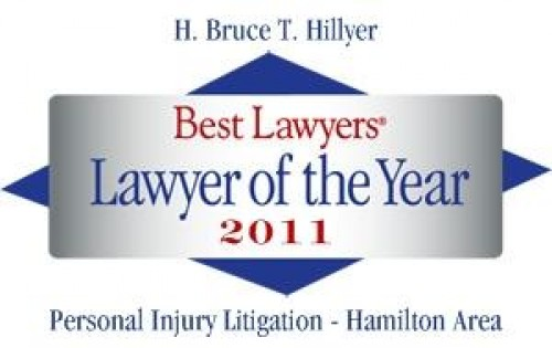 """Bruce Hillyer Receives """"Lawyer of the Year"""""""