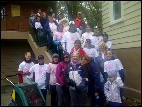 "MARTIN & HILLYER ASSOCIATES ""RUN FOR THE CURE"" 2011"